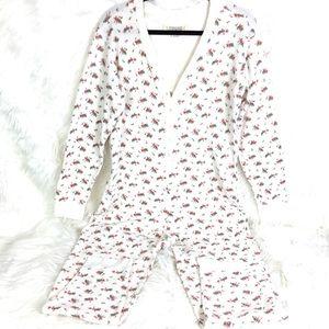 Victoria's Secret Country Roses Pajamas